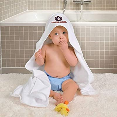 Auburn Tigers All Pro Hooded Baby Towel