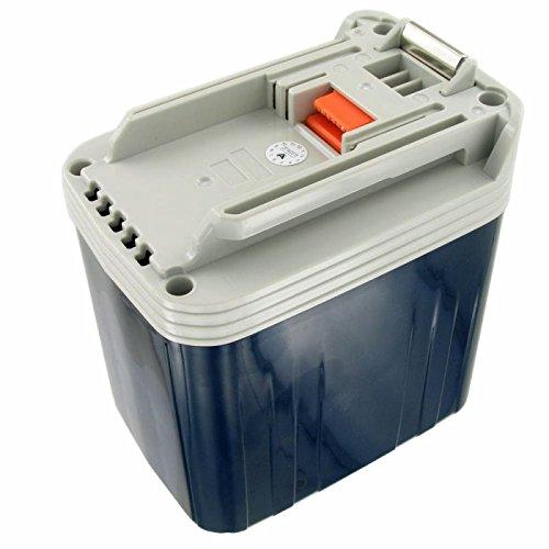BH-2433 Makita - Batteria sostitutiva BH2433, 24 Volt, 3,0 Ah (non originale)