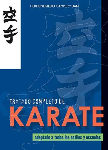 Tratado completo de Karate (Libros técnicos de deporte Alas)