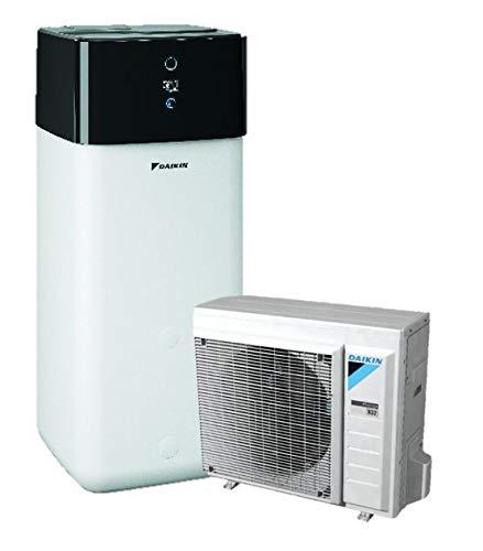 Daikin Luft-Wasser-Wärmepumpen Set Altherma 3 R 4 kW + 500 L H+K