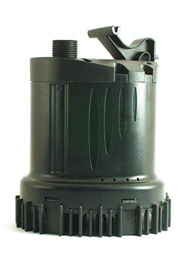 Sicce-pompe pour bassin de 8000 master dW-noir - 135 w