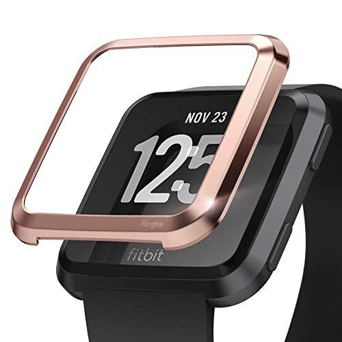 Ringke Bezel Styling Ontworpen voor Fitbit Versa Case Cover (voor Fitbit Versa Smartwatch) - FW-V-02