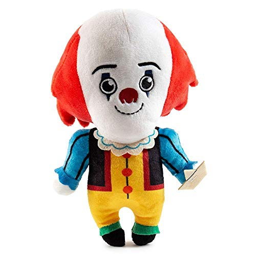 Kidrobot Peluche Pennywise 20 cm. It (Eso) 1990. Stephen