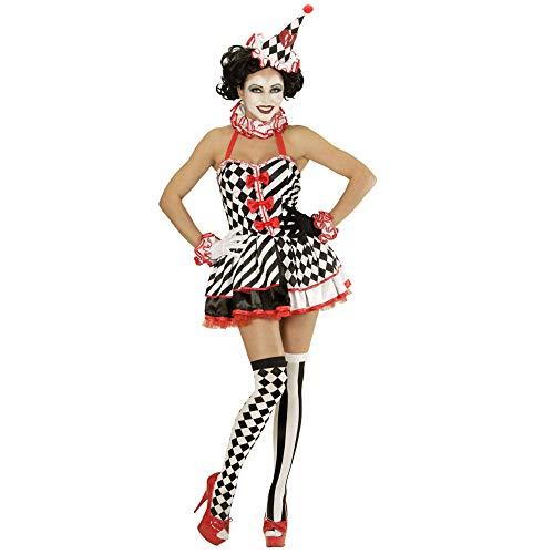 WIDMANN Disfraz para Mujer Mini, Talla S (2301)