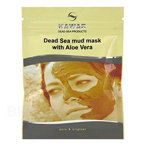 Dead Sea Minerals MUD MASK + Aloe Vera 75g Made in Jordan / MUD MASK MASK + Aloe Vera 75g fabriqué en Jordanie