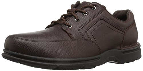 Rockport Eureka Plus Mudguard Dark Brown Nubuck 7
