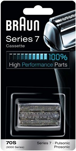 Braun Cassette - 70S, Series 7, Pulsonic - 9000 Series