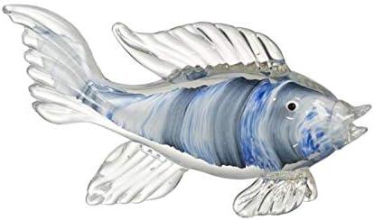 El Mercader del Mar PEZ PISAPAPELES Estilo Cristal DE Murano