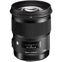 シグマ50mm f1. 4DG HSM Artレンズfor Canon DSLRカメラ(311101)旅行バンドル