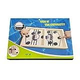 Tabelle Hockey-Spiel Kicker Gewinner Spiele Catapult Schach Eltern-Kind-Interactive Toy Schnell Sling Puck Brettspiel Spielwaren für Kinder