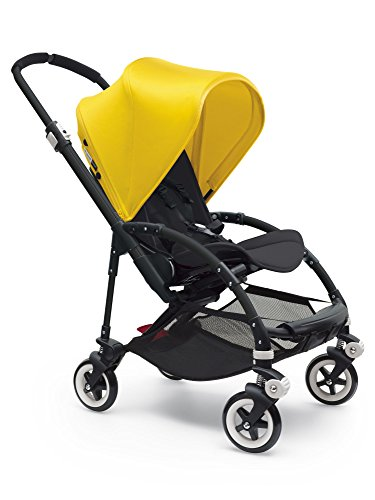 Bugaboo - Capote extensible Bee 3 jaune clair