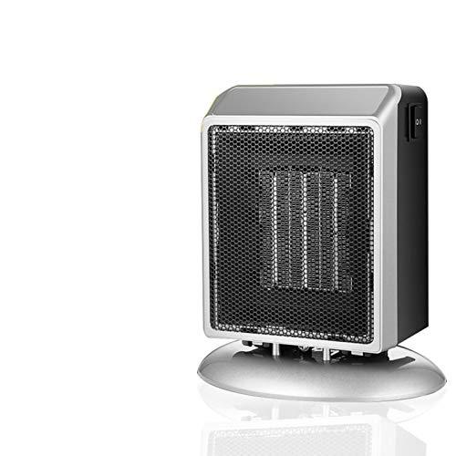XYXZ Mini Ventilador Calentador Eléctrico Portátil Calentador De Cerámica Espacio Personal Estufa...