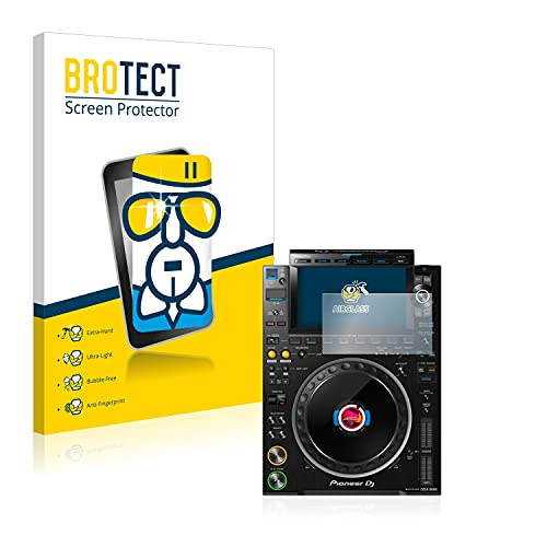 BROTECT Protector Pantalla Cristal Compatible con Pioneer CDJ 3000...