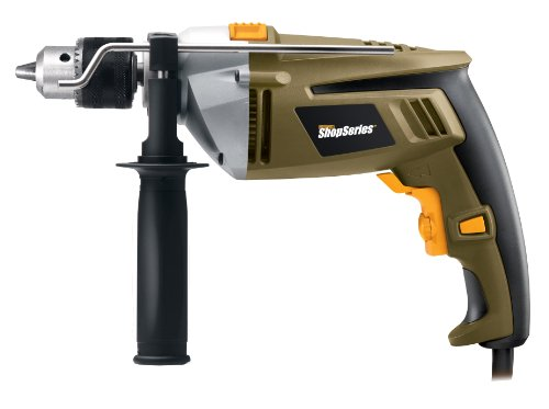 """ShopSeries RC3136 7-Amp 1/2"""" Hammer Drill"""