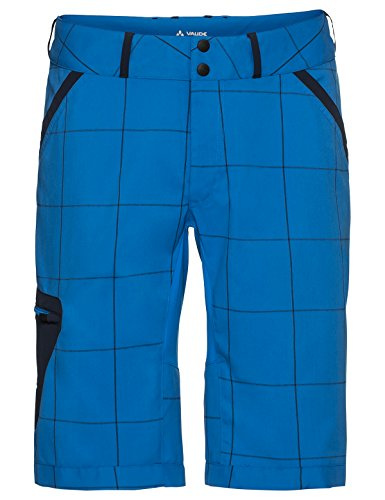 VAUDE Herren Craggy Shorts Hose, Radiate Blue, XL
