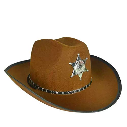 thematys Kids Hat Sheriff Cowboy...