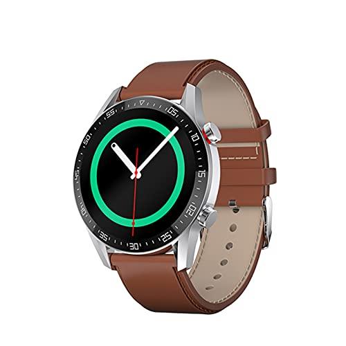 YXJ Smart Watch SK7 Men's Bluetooth Tarifa Cardíaca Fitness Pulsera Deportiva para iOS Android,F