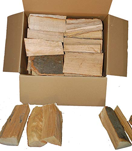 BUCHE Smokerholz 20 kg (!) von Landree® 100% natürliches Räucherholz für Smoker und große Kugelgrills, sauber, trocken, Versandkostenfrei
