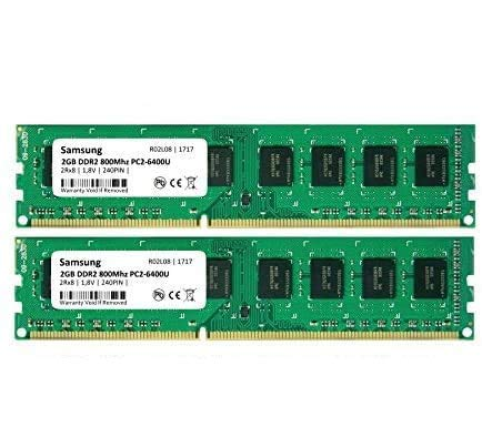 Maxano® Samsung 4GB Dual-Channel Bild