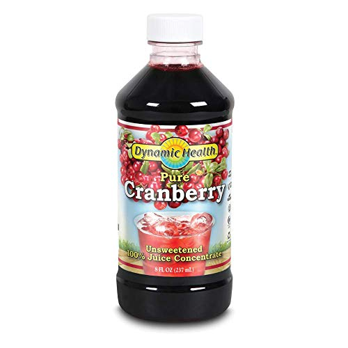 Dynamic Health Concentrate, Cranberry, 8-Ounce
