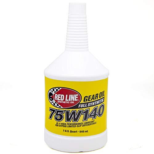 RED LINE 75W140 GEAR OIL BIDON 0.946 LITRES