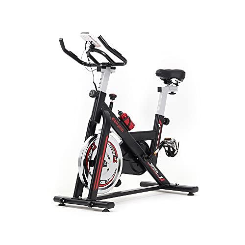 Bicicleta estáticas para Fitness Bici de Spinning Indoor Fitness Volante 10kg