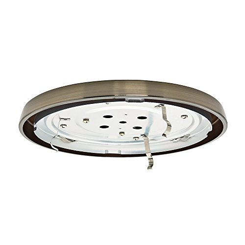 Casablanca Fan Company 99065 CFL Profil Fitter, Messing antik