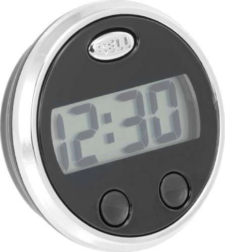 Bell Automotive 22-1-37015-8 Digital Clock, Multicolor, one Size