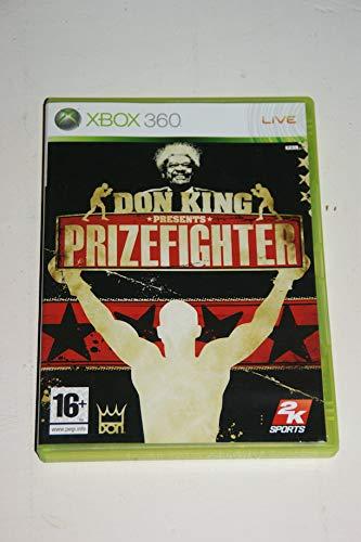 Microsoft Don King Presents Prizefighter (Xbox 360) [Importación Inglesa]