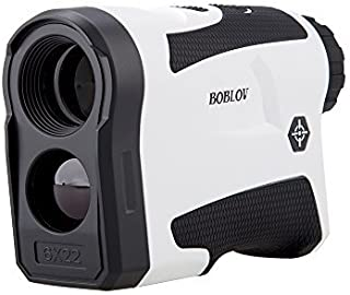 Golf Rangefinder 650 Yards Pinsensor Distance Speed Measurement Range Finder Support Vibration on/Off and USB Charge Scope...