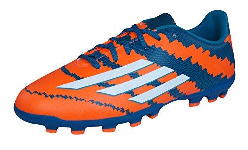 Adidas Scarpe da calcio Messi 10.3 Ag J Wht/Granite/Scarlet 38m