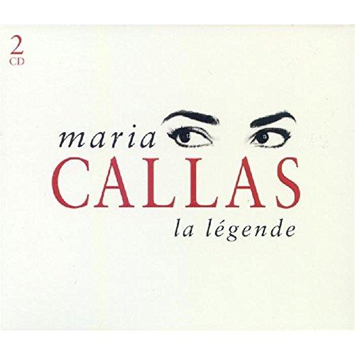 Maria Callas - La légende (coffret 2CD luxe + 1 CD bonus)