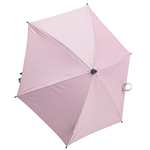 For-Your-Little-Sonnenschirm kompatibel mit hesba Condor Cabrio, Light Pink