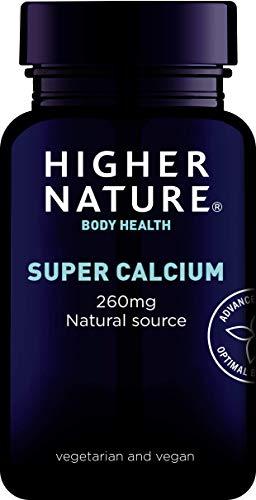 Higher Nature Super Calcium - 90 Capsules