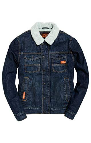 Superdry Hacienda Trucker Jacket Chaqueta Vaquera para Hombre
