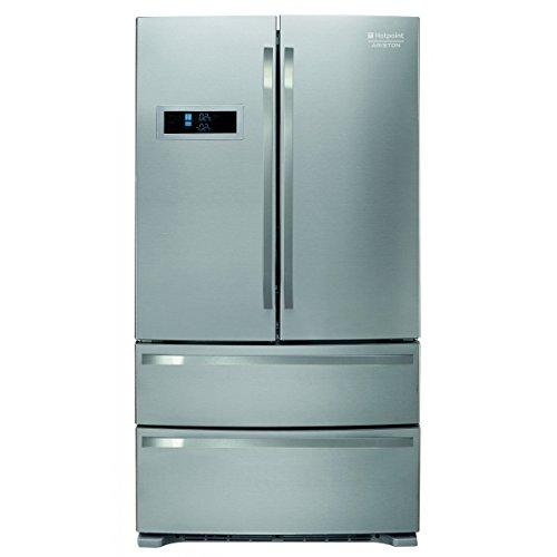 HOTPOINT FXD 822F Kühlschrank amerikanischen–Kühlschranktür Amerikaner (autonome, Edelstahl, amerikanischen, A +, ST, bas-placé)
