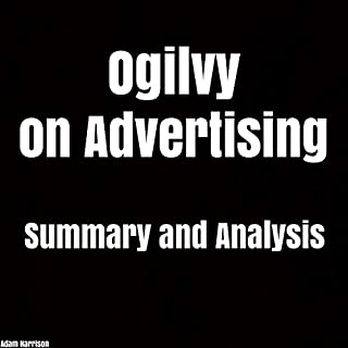 Ogilvy on Advertising Summary and Analysis audiobook cover art
