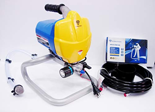 ANMSALES RONGPENG R8622 517 TIP, 3000PSI, 500 W, 1.09 LPM Airless Paint Sprayer Kit with Spray Gun and Hose Pipe