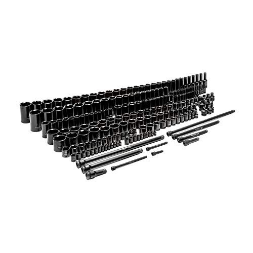 GEARWRENCH 209 Piece SAE/Metric 1/4