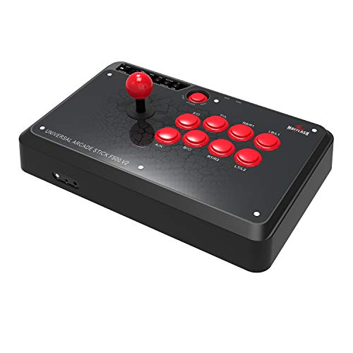 MAYFLASH Universal Arcade FIGHTSTICK F500 for Xbox Series X/PS4/PS3/ Xbox ONE/Xbox 360/PC/Android/Switch/NEOGEO Mini/SEGA MEGA Drive/SEGA Genesis