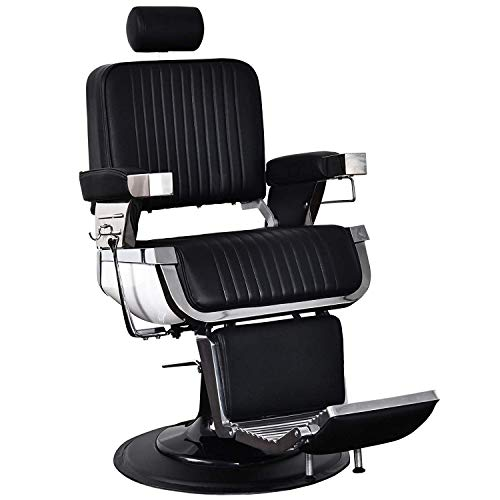 BarberPub All Purpose Heavy Duty Vintage Chair
