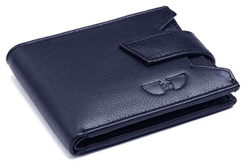 Royster Callus Blue Men's Wallet (RCW1024-4)