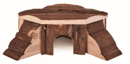 Trixie 6175 Natural Living Haus Thordis, 21 × 7 × 19/19 cm