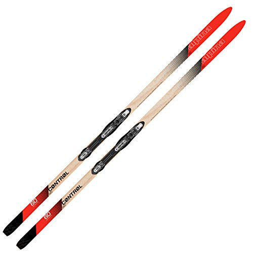 Alpina Sports Control 60 with NNN Auto Tour Binding, Red, 200cm