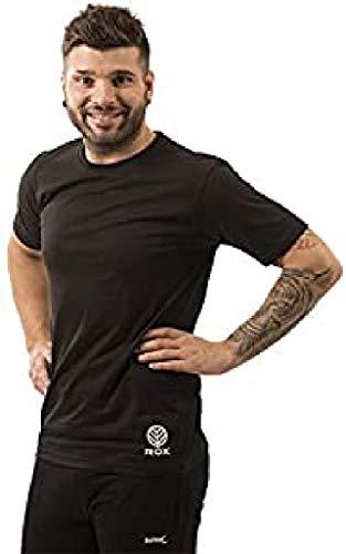 ROX T-Shirt pour Homme L Gris