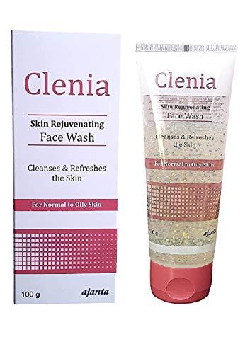 Ajanta Clenia Skin Rejuvenating Face Wash , 100G