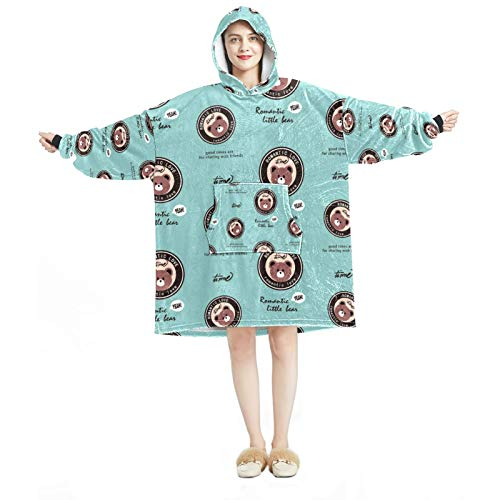 Hood Loungewear - Chándal cómodo para mujer, diseño de mono dorado
