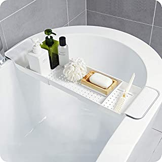 Amazon Com Bathtub Trays Plastic Bathtub Trays Bathtub Accessories Home Kitchen