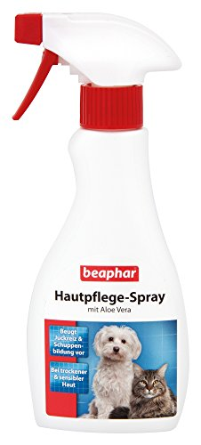 Beaphar 13994 Hautpflege-Spray, Hunde/Katzen, 250 ml