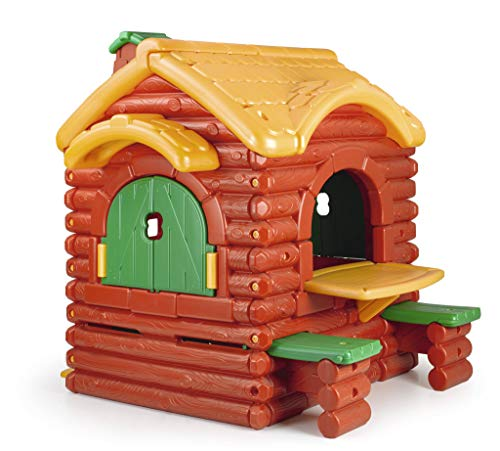FEBER - Woodland Cottage, Casita infantil para el jardín co